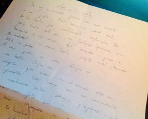 Viejo manuscrito