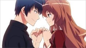 Ryuuji and Taiga