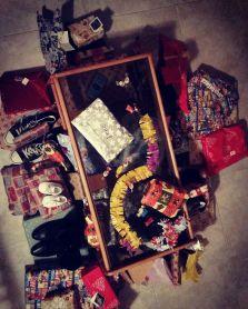 Día de Reyes (cumpleaños de mi abuela Materna)