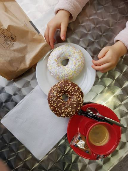Melina donuts feb 2019